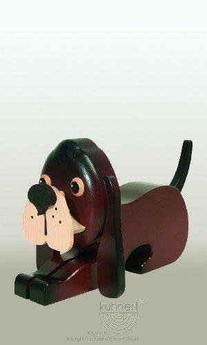 German Eyeglass Holder Brown Dog by My German - German Eyeglasses