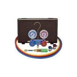- Mastercool (MSC98661-PRO) dual 134a/R-12 aluminum gauge set/free 85530