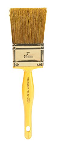 Wooster 1123 2'' 2'' Amber Fong Brushes