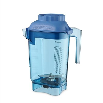Vitamix 58988 Blue Advance 48 Oz Tritan Container with Blade and Lid