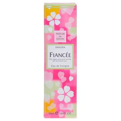 FIANCEE 피앙세 바디 미스트 사쿠라 의 향기(오드콜로뉴)50ml