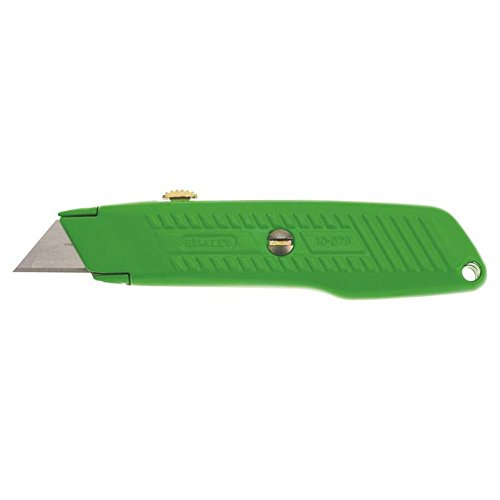 076174101799 - Stanley 10-179 High Visibility Retractable Blade Utility Knife carousel main 0