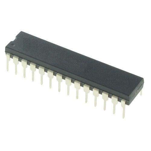 8-bit Microcontrollers - MCU 7KB 192 RAM 22 I/O, Pack of 10 (PIC16C73A-20/SP)
