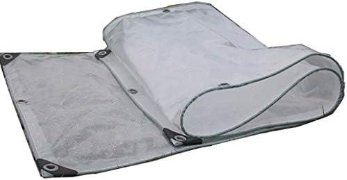透明防水シート 透明ポリエチレン ターポリン 防水 プラスチッククロスフィルム 老化防止 引き裂き防止 折りやすい 絶縁 PE厚さ0.3mm 23サイズ テント ターポリン 庭屋根 保護
