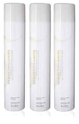 Sebastian Shaper Hairspray 3 Bottles