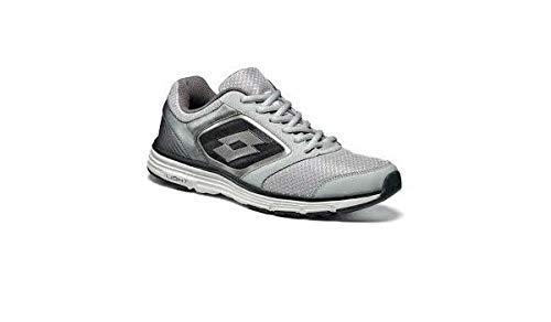 Lotto Everide III Easy AMF, Zapatillas de Running Hombre, Gris (Gry Opl / Tit Gry), 44 EU: Amazon.es: Zapatos y complementos