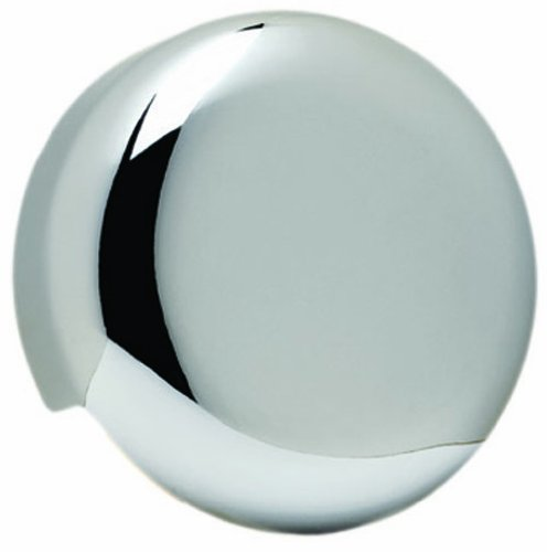 Adjure CB1001 Chrome Bell Style Smooth Horn Cover