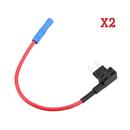 PITTASOFT BLACKVUE 2PCS Mini Fuse TAP + 5AMP Fuse for BLACKV