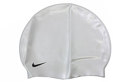 Nike Solid Silicone Swim Cap product image