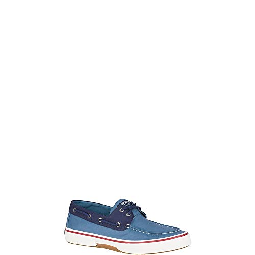 - SPERRY Men's, Halyard Boat Shoe Blue Navy 14 M