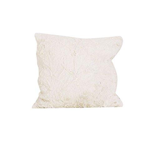 UPC 737107919057, Cotton Tale Designs Faux Fur Decor Pillow, Nightingale