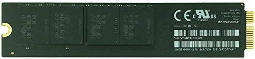 "Timetec OEM MZCPA256HMFU-000A1 256GB Compatible for Apple Mini SATA mSATA III 6 Gb/s SSD Flash for Mac Book Air Late 2010 and Mid 2011 11'' A1370 EMC 2392 EMC 2471, 13"" A1369 EMC 2392 EMC 2469(256GB)"
