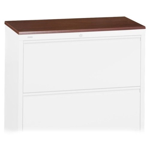 Lorell LLR69028 Lateral Files Laminate Tops, Cherry by Lorell