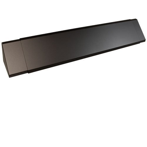 Adjustable Fireplace Hoods (Black Gas Fireplace)