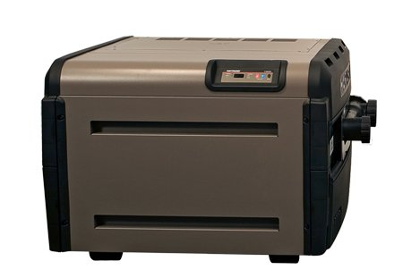 Hayward H250FDN Universal H-Series 250,000 BTU Pool and Spa Heater, Natural Gas, Low Nox