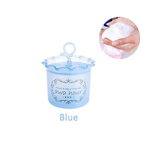 FOFOTOP Cleansing Foam Maker Manual Bubbler Bubble To Create Delicate Foam for Shower Gel,Facial Cleanser, Shampoo, Hand Cleanser
