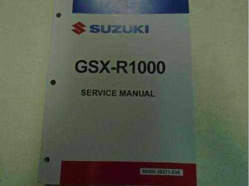 2005 2006 Suzuki GSXR1000 GSX-R1000 Service Repair Workshop Shop Manual NEW