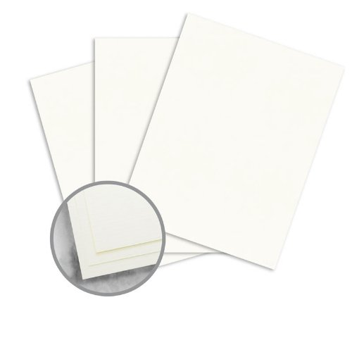 Strathmore Writing Soft White Paper - 35 x 23 in 24 lb Writing Laid 25% Cotton Watermarked 1500 per Carton by Mohawk Fine Papers Strathmore Writing