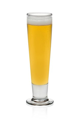 Lager Pilsner (Libbey Stockholm Pilsner Beer Glasses, Set of 4)