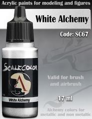 Scalecoor SC-67 Acrylic White Alchemy 17ml   B074N9X6DV