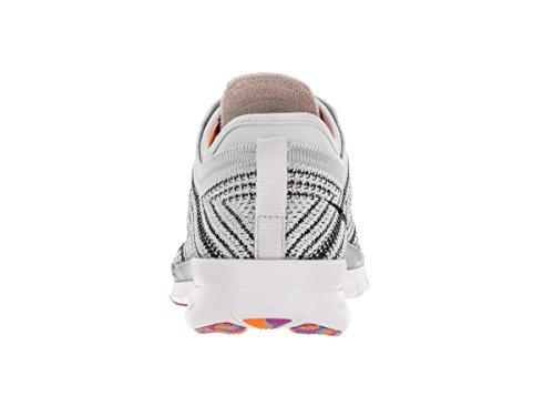 Pltnm Black Wmns Vlt white Nike hypr Tr noir De Femme Free pr Chaussures Blanc Gymnastique Flyknit BCwOPq