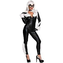 Secret Wishes Women's Marvel Universe Black Cat Costume, Black, X-Small