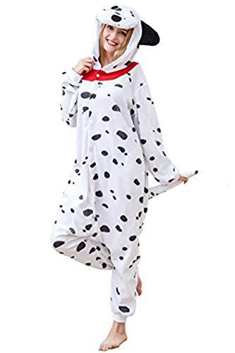 Unisex Animal Onesie Pajamas Adult Cosplay Costume Kigrumi Onepiece Costume (S-for-Height 59