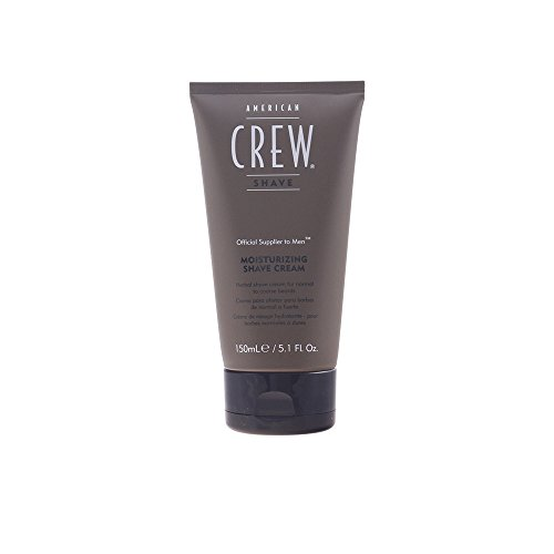 American Crew Moisturizing Shave Cream, 5.1 (Shave Cream Extra Protection)