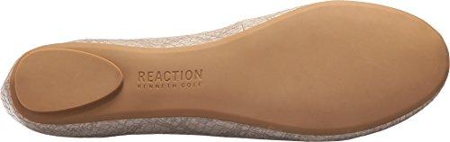 Kenneth Cole REACTION Damen Slip-On von Ballet Flat Mandel