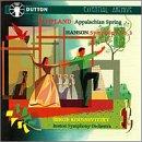 Copland: Appalachian Spring / Hanson: Symphony, No. 3