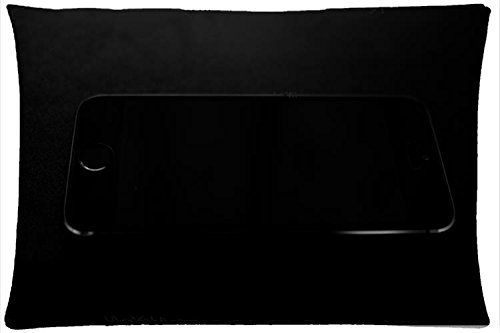 Custom federe iPhone 5S Lino quadrati Throw Lino federa 50,8x 76,2cm