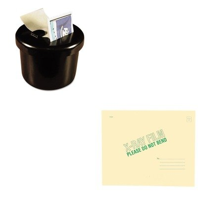 KITLEE40100QUAE8894 - Value Kit - Quality Park X-Ray Film Mailer (QUAE8894) and Lee Ultimate Stamp Dispenser (LEE40100)