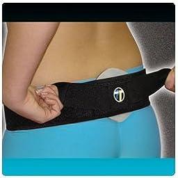 ProTec SI Back Belt - Medium, Womens 6-10, Mens 32-38