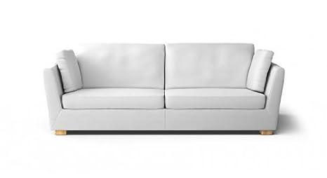 Amazon.com: IKEA ESTOCOLMO 3,5 asiento sofá Slipcover ...