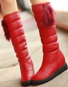 Schneestiefel Rot Rot Damen Laruise Laruise Damen Schneestiefel Laruise Damen 00RcqCxO