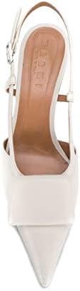 Marni Luxury Fashion dames CHMS000706LA71000W04 witte schoenen met hak | herfst winter 19