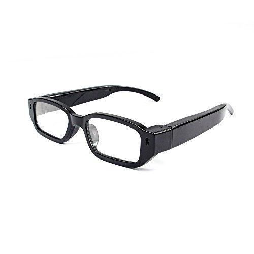 1280x720P Spion Brille Spy Brille versteckte Kamera Brille Aufzeichnen Video Recorder Camcorder