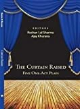 img - for The Curtain Raised: Five One-Act Plays book / textbook / text book