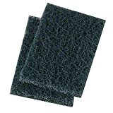 Zoom Supply 3M 08292 Scrub Pads, Commercial-Grade 3M 88 Scrub Pads, Heavy Duty Pot & Pan Scrub Pads -- Blasts Nastiest Crud & Crap Faster