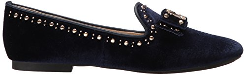 Pictures of Cole Haan Women's Tali Bow Stud W09619 Blue Velvet 3