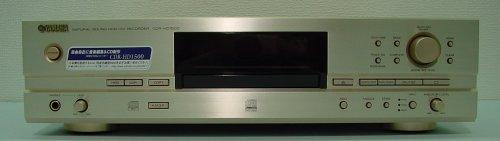 ヤマハ CDR-HD1500(N) HDD/CDレコーダー ゴールド   B000A4ZRKO