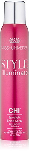 MISS UNIVERSE Style Illuminate by CHI Spotlight Shine Spray