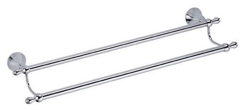 Danze D441602 Bannockburn 24-Inch Double Towel Bar, Chrome