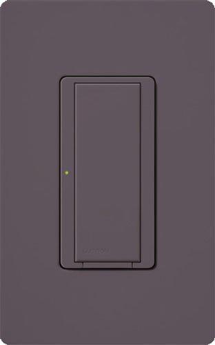 Captivating Lutron MRF2 8ANS 120 PL, Single Pole Preset Switch Light Switch,