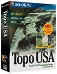 Maps Delorme Pc - Delorme TopoUSA 5.0