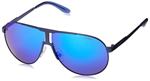 carrera-new-panamerika-aviator-sunglasses-matte-blue-ml-blue-64-mm