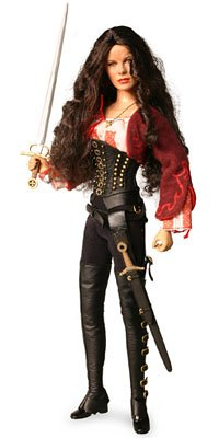Sideshow Collectibles 12 Inch Action Figure Anna Valerious