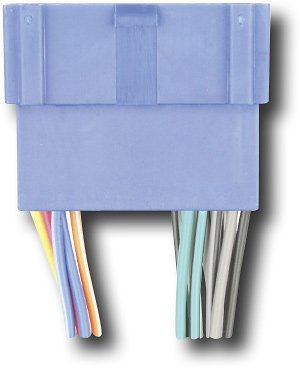 Metra - Wiring Harness for Most 1994-2004 GM Vehicles IBR-WHGM4