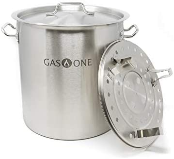 Stainless Steamer Thickness Perfect Homebrewing