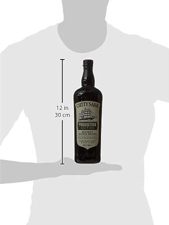 Cutty Sark Prohibition Whisky Escocés - 700 ml